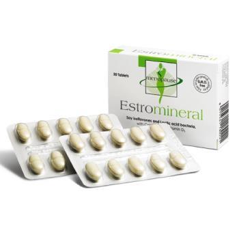 維骨力婦寶食品錠 Estromineral 30錠/盒