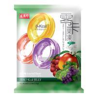 【盛香珍】零卡小果凍-綜合風味720g/包(約27顆入)