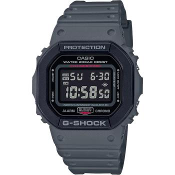 CASIO 卡西歐 G-SHOCK 軍事風手錶-槍灰 DW-5610SU-8
