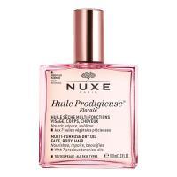 黎可詩 NUXE 全效晶亮護理油 100ml 粉色花香版