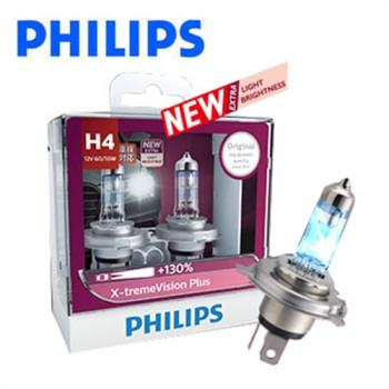 PHILIPS 飛利浦 車燈 夜勁光XVP+亮130% (公司貨)