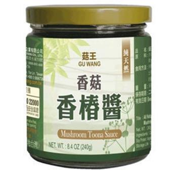 [菇王]香菇香樁醬(240g)