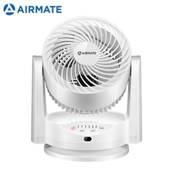 AIRMATE艾美特 6吋三片葉空氣循環扇風扇(附遙控器) FB1566R