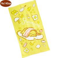 蛋黃哥浴巾卡通大浴巾74X140cm GT-10801B【卡通小物】