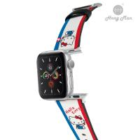 三麗鷗系列 Apple Watch 皮革錶帶 HELLO KITTY 哈囉凱蒂 38/40mm