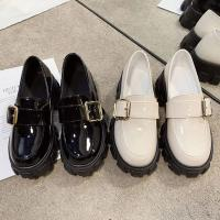【Alice 】 (預購)  輕柔淑女厚底松糕鞋