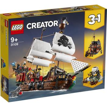 LEGO樂高積木 31109 創意大師 Creator 系列 - 海盜船