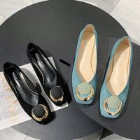 【Alice 】 (預購) 輕柔法式優雅粗跟鞋