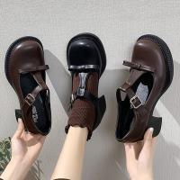 【Alice 】 (預購) 輕柔休閒可愛大頭鞋