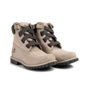 Timberland 女款褐色磨砂革保暖中筒靴A237PK51