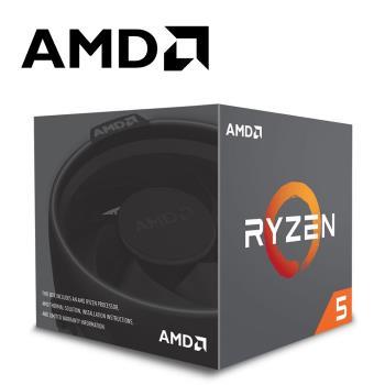 AMD Ryzen 5-3500X 中央處理器(R5-3500X)