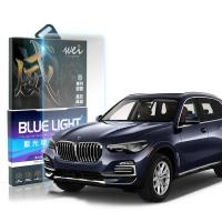 膜力威 for BMW X5/X6/X7 12.3吋車用螢幕 抗藍光玻璃保護貼 防刮 防指紋 SGS認證 獨家專利