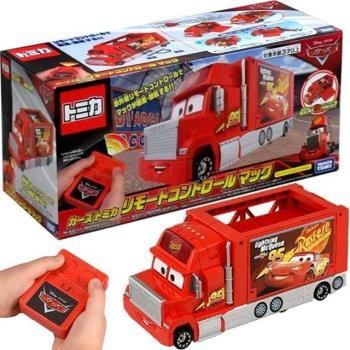 TOMICA CARS 紅外線遙控收納貨車 DS13862 汽車總動員 多美小汽車