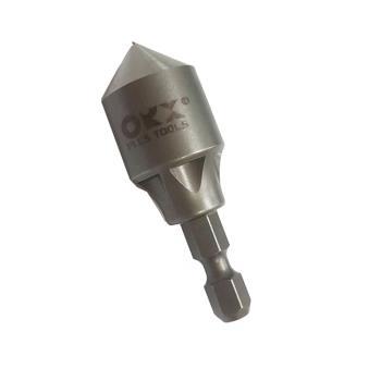 PO-319-IN-1台灣製orx銅管專用單刃倒角器 內倒角器 合金鋼 白鐵管 毛邊刀錐形毛邊刮刀銅管刮刀絞刀