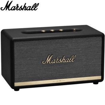 【Marshall】Stanmore II 無線立體聲藍牙喇叭 黑色