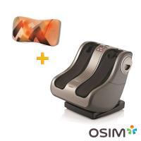 OSIM 暖足樂 OS-338 + 3D巧摩枕 OS-288