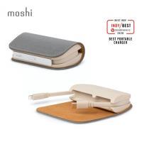 Moshi IonGo 5K Duo 帶線行動電源