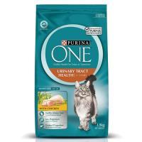 普瑞納-ONE CAT 頂級貓乾糧(成貓泌尿保健雞肉配方)1.5kg
