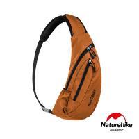 Naturehike 6L多功能防水單肩斜背包 胸前包 橘色