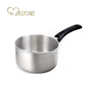 【美心 MASIONS】維多利亞Victoria 完美316不鏽鋼雪平鍋/牛奶鍋-18cm