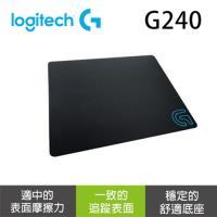【Logitech羅技】G240 布面電競滑鼠墊