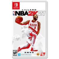 【Nintendo 任天堂】預購9/4上市★ Switch NBA 2K21 (中文版)