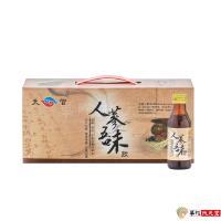 華陀扶元堂 人蔘五味飲1盒(6瓶/盒)