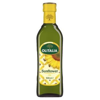 奧利塔頂級葵花油500毫升