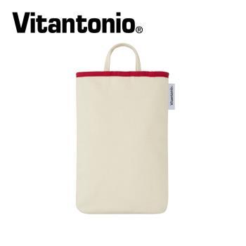 日本Vitantonio 鈕扣烤盤收納袋