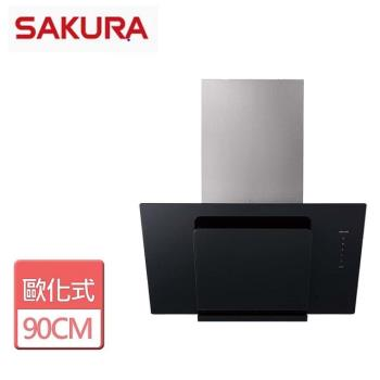 【SAKURA櫻花】近吸除油煙機 - 部分地區含基本安裝 R7600