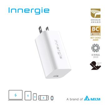 Innergie 60C Pro  60瓦 USB-C 萬用充電器(摺疊版) ADP-60BW BTA