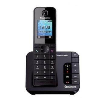 Panasonic 國際牌 DECT數位式藍牙連結手機功能無線電話 KX-TGH260TW-