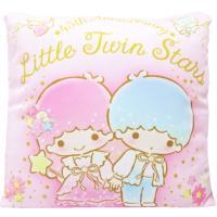 雙子星抱枕午睡枕午安枕靠枕靠墊45週年方型款 993791【卡通小物】
