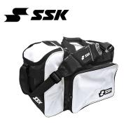SSK 個人裝備袋 黑/白 MAB6155-9010