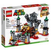 LEGO樂高積木 71369 Super Mario系列 - 庫巴魔王的城堡對決