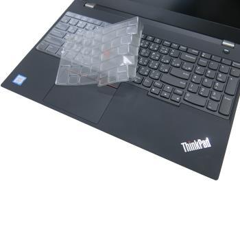 【Ezstick】Lenovo ThinkPad P53s 奈米銀抗菌TPU 鍵盤保護膜 (鍵盤膜)
