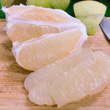 【水果達人】老欉嫩多汁鶴岡文旦禮盒 5斤 1盒