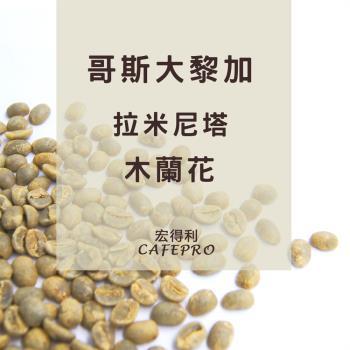 哥斯大黎加 拉米尼塔 木蘭花(水洗) (咖啡生豆)