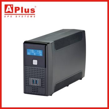 特優Aplus 在線互動式UPS Plus1L-US800N(800VA/480W)