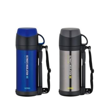 膳魔師1000cc膳魔師燜燒罐保溫瓶BL藍色FFW-1000-BL/CGY銀灰色FFW-1000-CGY