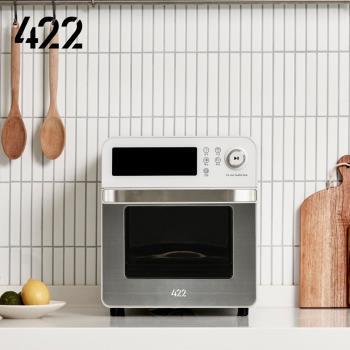 【422】AIR FRYER AF13L 氣炸烤箱(多色可選)+牛排烤盤+旋轉籠+烤叉串