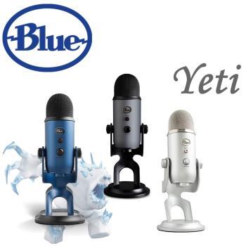 美國Blue Yeti 雪怪 Youtuber大推 高CP USB 麥克風 三色