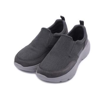 SKECHERS 健走系列 GOWALK DURO 套式休閒鞋 黑 216008CHAR 男鞋