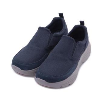 SKECHERS 健走系列 GOWALK DURO 套式休閒鞋 藍 216008NVGY 男鞋