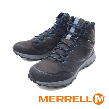 MERRELL (男) ALTALIGHT APPROACH MID GORE-TEX高筒健走登山鞋 -黑