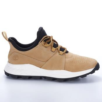 Timberland 男款小麥色磨砂革Brooklyn鞋A26GG231