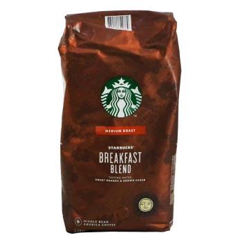 量販名店星巴克早餐綜合咖啡豆1.13kg