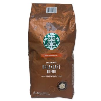 Starbucks 早餐綜合咖啡豆 1.13公斤