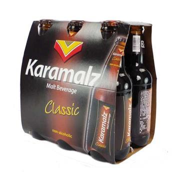 美式賣場Karamalz德國黑麥汁6入一組