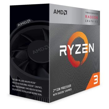 AMD Ryzen 3-3200G 3.6GHz 四核心處理器 R3-3200G (內含風扇)